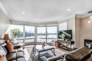Photo 1: 307 8 LAGUNA Court in New Westminster: Quay Condo for sale : MLS®# R2587600