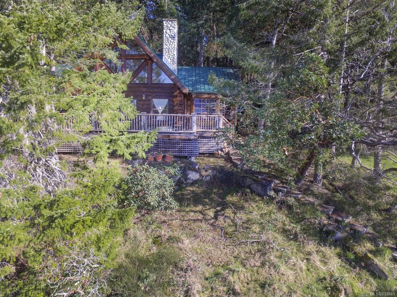 Photo 28: Photos: 255 Forbes Dr in THETIS ISLAND: Isl Thetis Island House for sale (Islands)  : MLS®# 833863