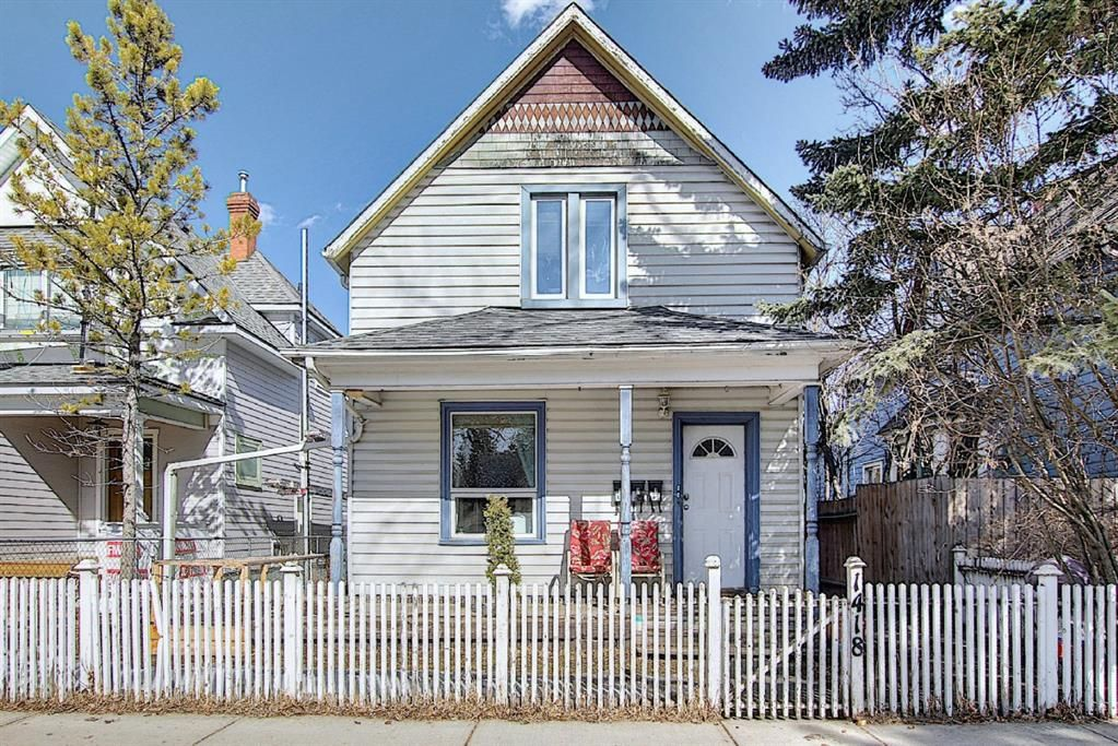 Main Photo: 1418 10 Avenue SE in Calgary: Inglewood Detached for sale : MLS®# A1081359