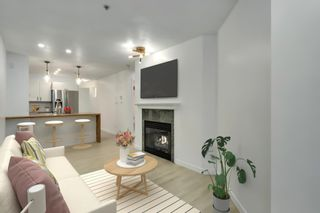 """Photo 3: 315 3278 HEATHER Street in Vancouver: Cambie Condo for sale in """"Heatherstone"""" (Vancouver West)  : MLS®# R2625598"""