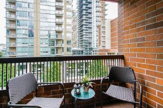 """Photo 18: 601 1333 HORNBY Street in Vancouver: Downtown VW Condo for sale in """"Anchor Point"""" (Vancouver West)  : MLS®# R2603899"""