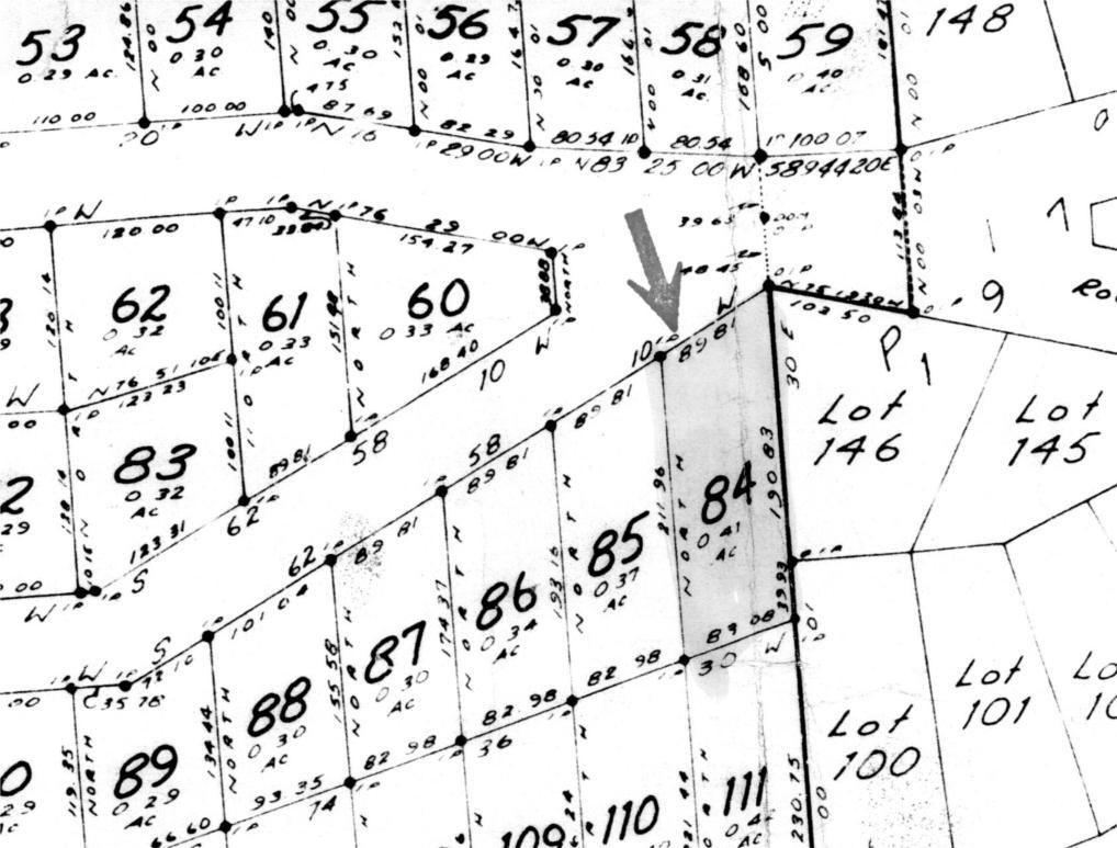 Main Photo: Lot 84 Anglemont  Way in Anglemont: Land Only for sale : MLS®# 10001830