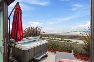 Photo 26: MISSION BEACH Condo for sale : 3 bedrooms : 3591 Ocean Front Walk in San Diego