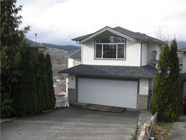 """Photo 3: Photos: 16 1615 SHAUGHNESSY Street in Port Coquitlam: Citadel PQ House for sale in """"SHAUGHNESSY COURT"""" : MLS®# V876694"""
