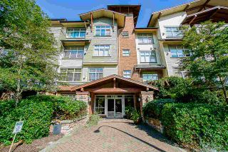 """Photo 1: 308 6500 194 Street in Surrey: Clayton Condo for sale in """"SUNSET GROVE"""" (Cloverdale)  : MLS®# R2416083"""