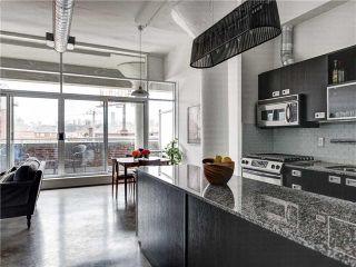 Photo 2: 233 Carlaw Ave Unit #302 in Toronto: South Riverdale Condo for sale (Toronto E01)  : MLS®# E3695136