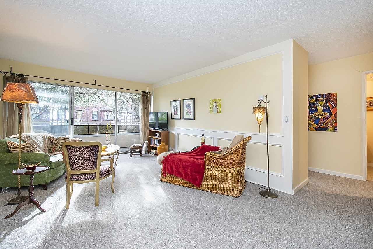 Main Photo: 203 1412 W 14TH AVENUE in Vancouver: Fairview VW Condo for sale (Vancouver West)  : MLS®# R2480745