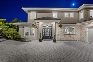 """Photo 1: 14342 SUNSET Drive: White Rock House for sale in """"White Rock Beach"""" (South Surrey White Rock)  : MLS®# R2590689"""