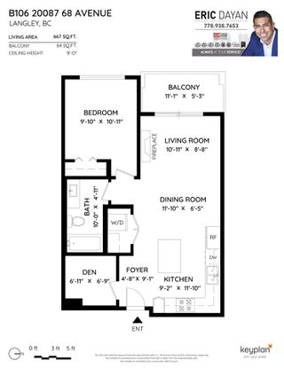 """Photo 33: B106 20087 68 Avenue in Langley: Willoughby Heights Condo for sale in """"PARK HILL"""" : MLS®# R2573091"""