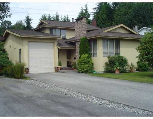 Main Photo: 856 HERRMANN Street in Coquitlam: Meadow Brook House for sale : MLS®# V781053