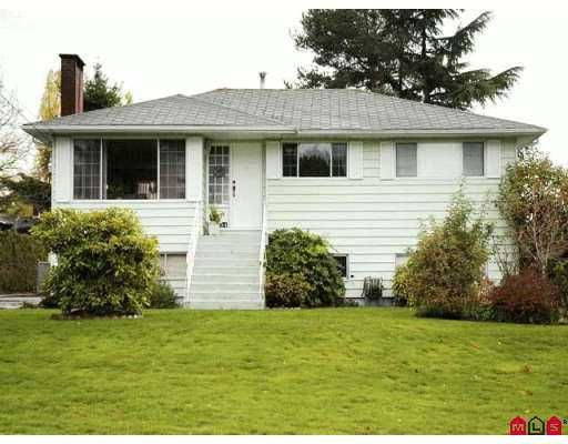 """Main Photo: 15034 CANARY Drive in Surrey: Bolivar Heights House for sale in """"Birdland"""" (North Surrey)  : MLS®# F2624259"""