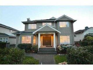 Photo 1: 6233 ONTARIO Street in Vancouver: Oakridge VW House for sale (Vancouver West)  : MLS®# V955333