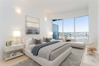 """Photo 17: 807 181 W 1ST Avenue in Vancouver: False Creek Condo for sale in """"BROOK AT THE VILLAGE"""" (Vancouver West)  : MLS®# R2567643"""