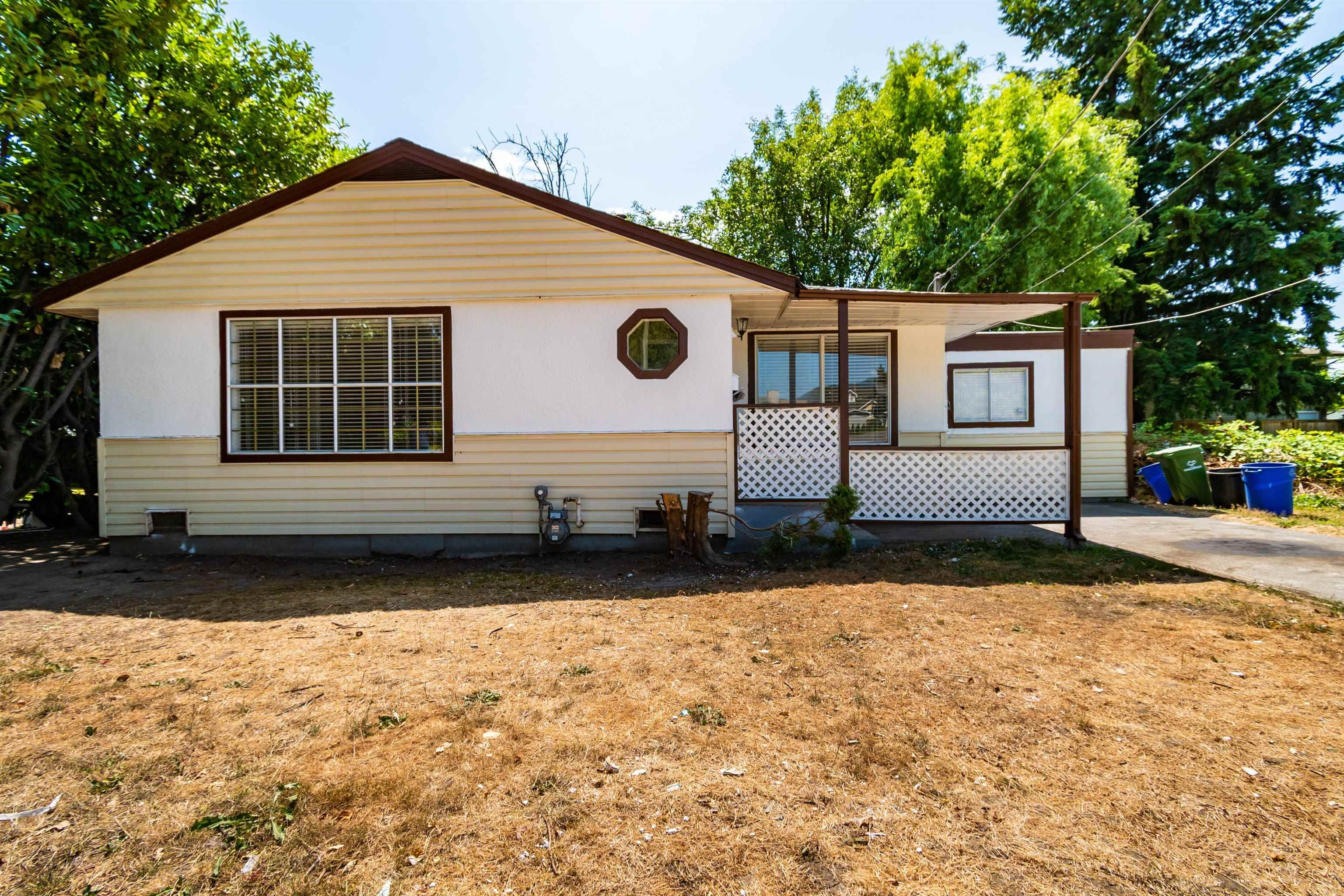 Main Photo: 46228 FIRST Avenue in Chilliwack: Chilliwack E Young-Yale House for sale : MLS®# R2613379