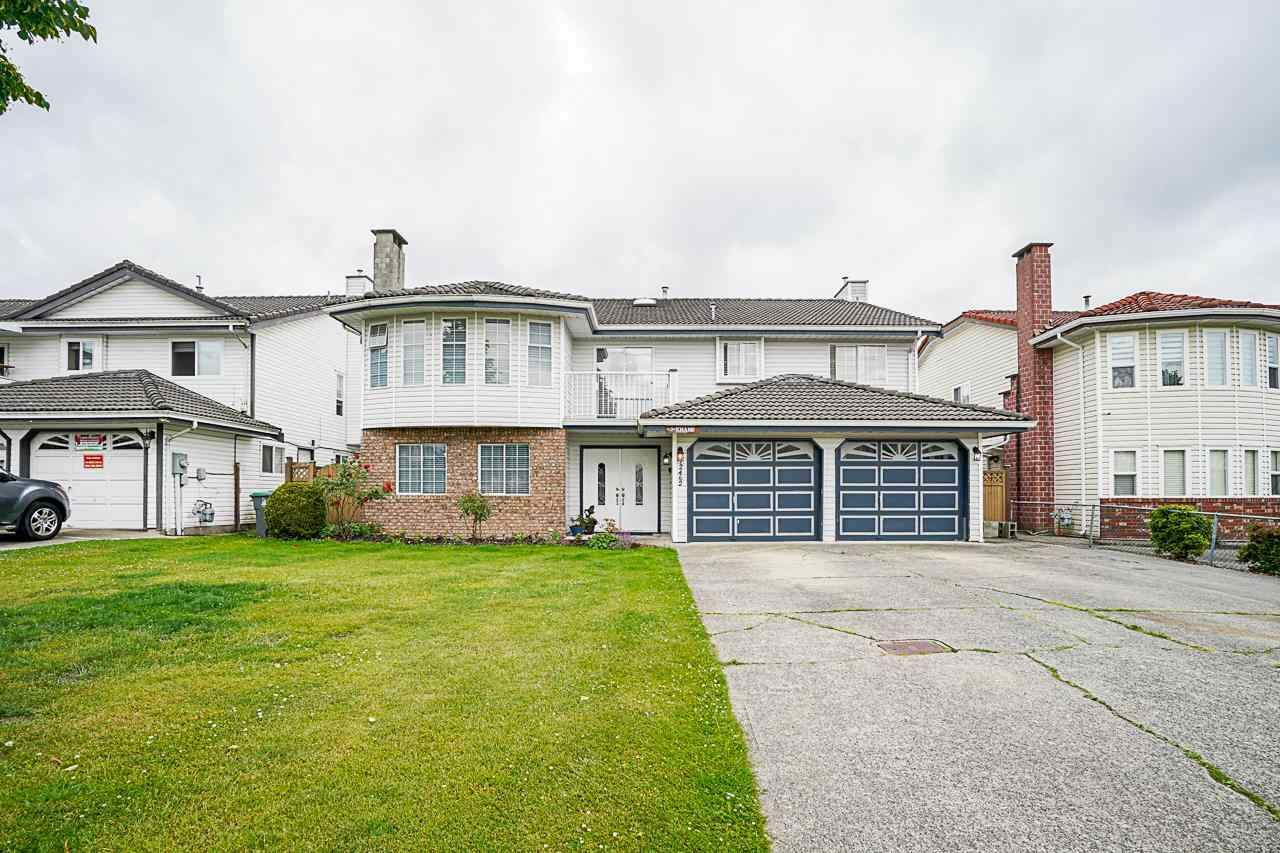 Main Photo: 12462 73A Avenue in Surrey: West Newton House for sale : MLS®# R2591531