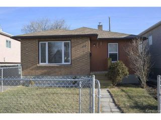 Photo 20: 23 Gallagher Avenue in WINNIPEG: Brooklands / Weston Residential for sale (West Winnipeg)  : MLS®# 1506359
