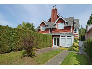 Photo 1: 3125 W 5TH Avenue in Vancouver: Kitsilano 1/2 Duplex for sale (Vancouver West)  : MLS®# V1050474