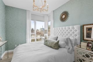 """Photo 4: 301 1468 W 14TH Avenue in Vancouver: Fairview VW Condo for sale in """"THE AVEDON"""" (Vancouver West)  : MLS®# R2545980"""
