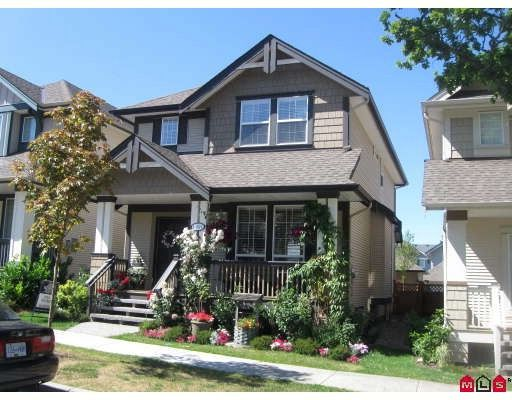 """Main Photo: 16571 60TH Avenue in Surrey: Cloverdale BC House for sale in """"Vistas"""" (Cloverdale)  : MLS®# F2913985"""