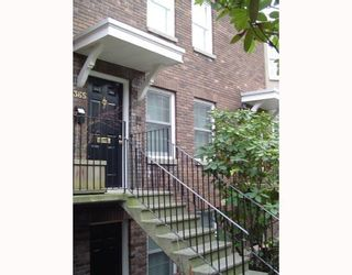 """Photo 1: 1365 W 7TH AV in Vancouver: Fairview VW Condo for sale in """"WEMSLEY MEWS"""" (Vancouver West)  : MLS®# V806389"""