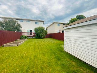 Photo 30: 5612 Garden Meadows Drive: Wetaskiwin House Half Duplex for sale : MLS®# E4251979