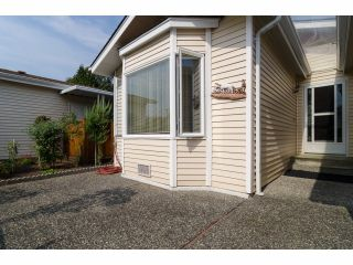 """Photo 2: 42 1400 164 Street in Surrey: King George Corridor House for sale in """"Gateway Gardens"""" (South Surrey White Rock)  : MLS®# F1419963"""