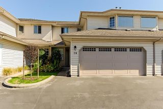 Photo 1: 28 12268 189A STREET in Pitt Meadows: Central Meadows Townhouse for sale : MLS®# V1143685