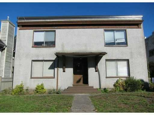 Main Photo: 25 W 12TH Avenue in Vancouver: Mount Pleasant VW Fourplex for sale (Vancouver West)  : MLS®# V853365