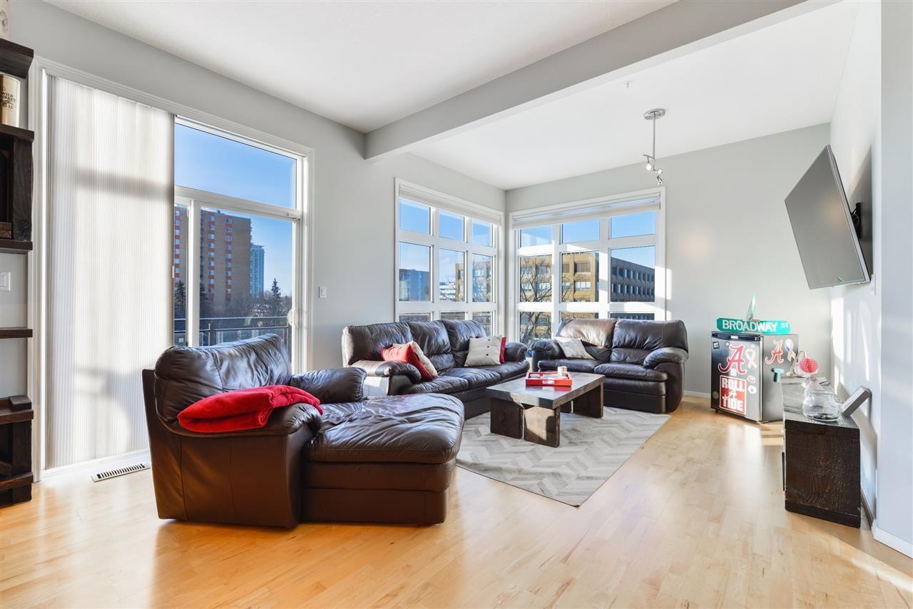 Main Photo: 401 10411 122 Street in Edmonton: Zone 07 Condo for sale : MLS®# E4244681