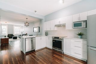"""Photo 2: 63 11067 BARNSTON VIEW Road in Pitt Meadows: South Meadows Townhouse for sale in """"COHO 1"""" : MLS®# R2561454"""