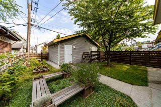 Photo 18: 1607 E GEORGIA Street in Vancouver: Hastings 1/2 Duplex for sale (Vancouver East)  : MLS®# R2488468