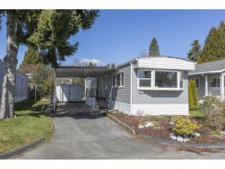 """Photo 24: 181 1840 160 Street in Surrey: King George Corridor Manufactured Home for sale in """"BREAKAWAY BAYS"""" (South Surrey White Rock)  : MLS®# R2585723"""