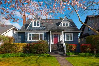 Photo 1: 3435 W 38TH Avenue in Vancouver: Dunbar House for sale (Vancouver West)  : MLS®# R2564591