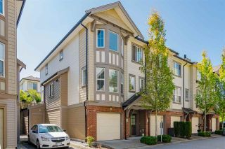 """Photo 1: 10 14838 61 Avenue in Surrey: Sullivan Station Townhouse for sale in """"SEQUOIA"""" : MLS®# R2491432"""