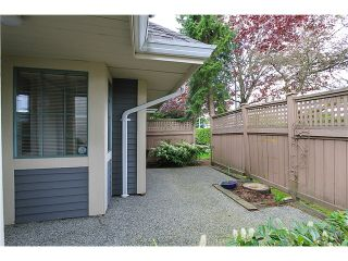 """Photo 16: 34 355 DUTHIE Avenue in Burnaby: Westridge BN Townhouse for sale in """"TAPESTRY"""" (Burnaby North)  : MLS®# V1062631"""