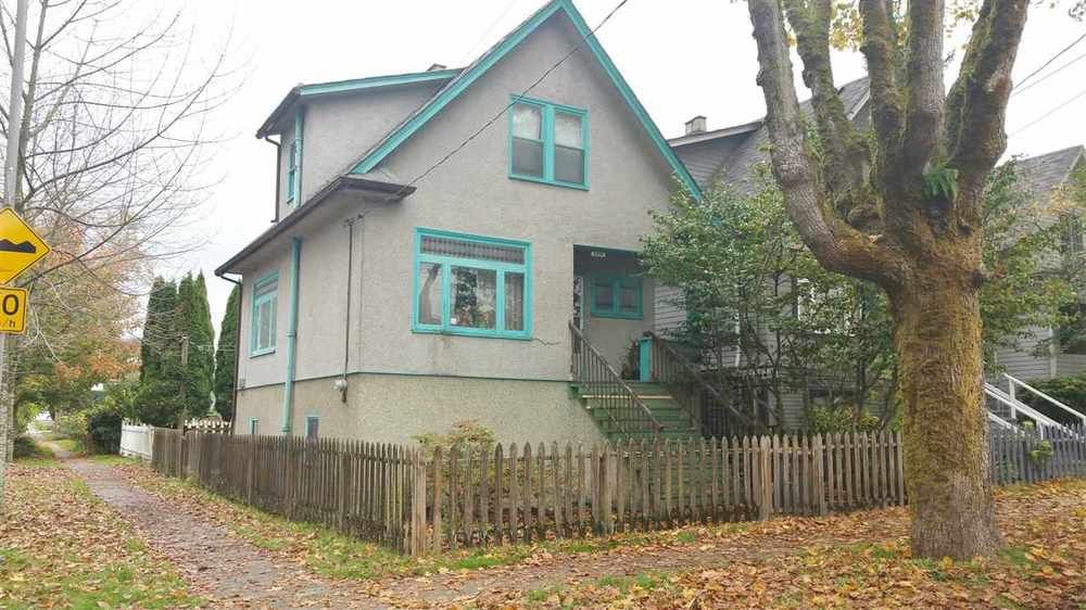 Main Photo: 3504 QUEBEC STREET in Vancouver East: Home for sale : MLS®# R2009823