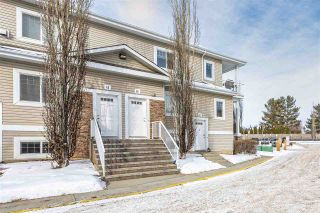 Photo 1: 46D 79 BELLEROSE Drive: St. Albert Carriage for sale : MLS®# E4229583