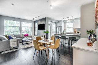 """Photo 4: 209 607 COTTONWOOD Avenue in Coquitlam: Coquitlam West Condo for sale in """"Stanton House by Polygon"""" : MLS®# R2589978"""