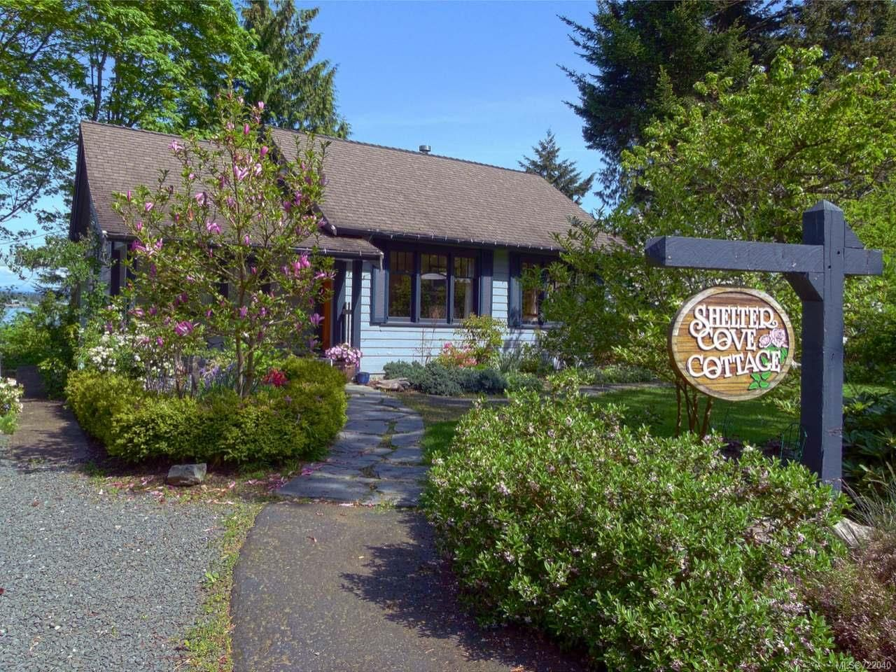 Main Photo: 4057 Island S Highway Campbell River Real Estate Properties ReMax Check Realty