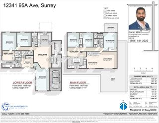 Photo 40: 12341 95A Avenue in Surrey: Queen Mary Park Surrey House for sale : MLS®# R2457932