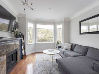 """Photo 7: 908 W 13TH Avenue in Vancouver: Fairview VW Townhouse for sale in """"Brownstone"""" (Vancouver West)  : MLS®# R2546994"""