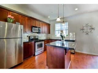 """Photo 8: 9 20159 68 Avenue in Langley: Willoughby Heights Townhouse for sale in """"VANTAGE"""" : MLS®# F1449062"""