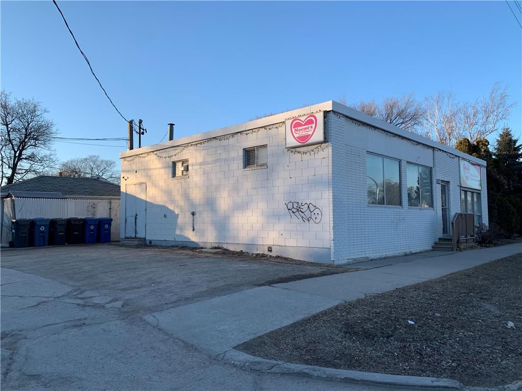 Main Photo: 460 Rupertsland Avenue in Winnipeg: Industrial / Commercial / Investment for sale (4D)  : MLS®# 202107214