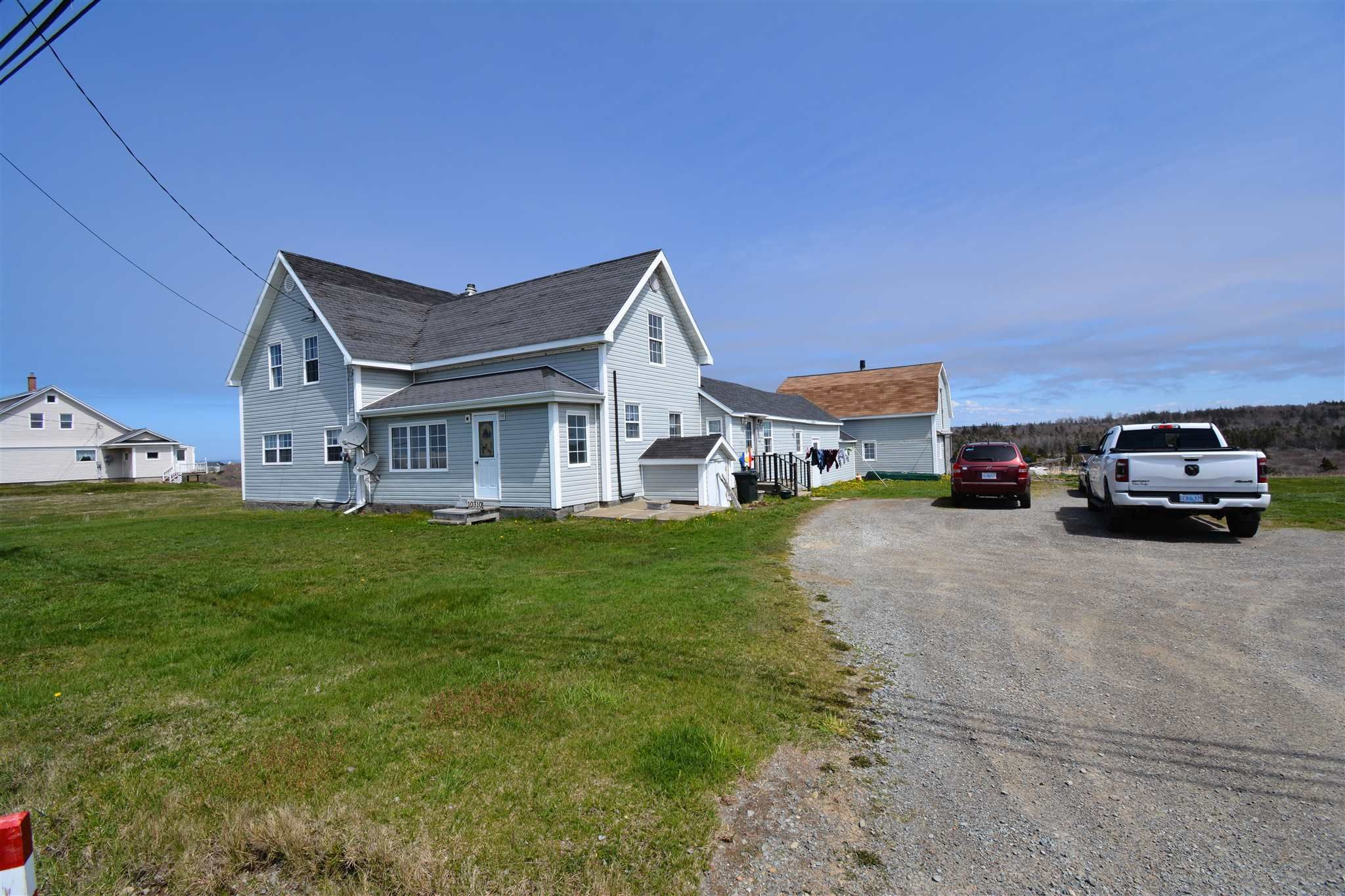 Main Photo: 10310 HIGHWAY 1 in Saulnierville: 401-Digby County Residential for sale (Annapolis Valley)  : MLS®# 202110358