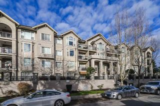 """Photo 1: 109 20281 53A Avenue in Langley: Langley City Condo for sale in """"GIBBONS LAYNE"""" : MLS®# R2334082"""