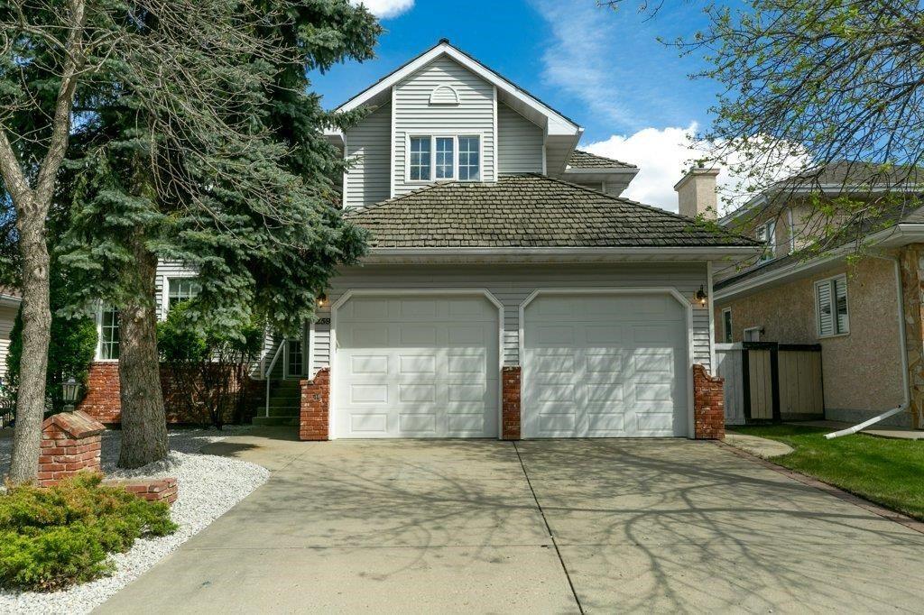Main Photo: 259 HEAGLE Crescent in Edmonton: Zone 14 House for sale : MLS®# E4266226