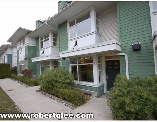 """Main Photo: 8 6539 ELGIN Avenue in Burnaby: Forest Glen BS Townhouse for sale in """"OAKWOOD"""" (Burnaby South)  : MLS®# V755435"""