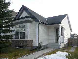 Photo 1: 126 TUSCANY SPRINGS Circle NW in Calgary: Tuscany Residential Detached Single Family for sale : MLS®# C3650526