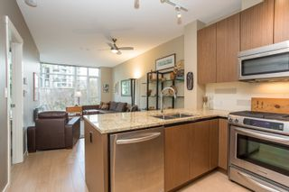 """Photo 1: 202 135 W 2ND Street in North Vancouver: Lower Lonsdale Condo for sale in """"CAPSTONE"""" : MLS®# R2547001"""