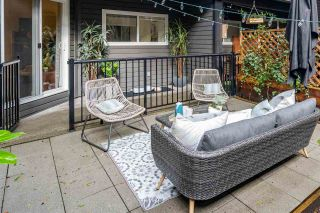 """Photo 7: 216 1550 BARCLAY Street in Vancouver: West End VW Condo for sale in """"THE BARCLAY"""" (Vancouver West)  : MLS®# R2503224"""